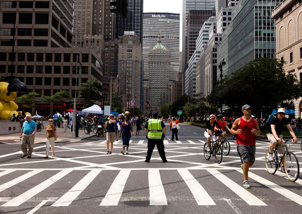 "New York ""Summer Streets"""